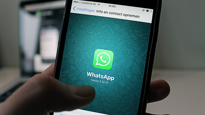 messaging apps whatsapp